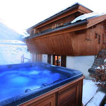 A luxury Chamonix chalet with uninterrupted Mont Blanc views