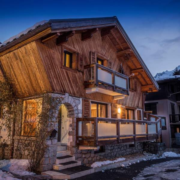 We can offer catered and self-catered ski holidays in this Chamonix Chalet