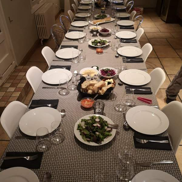 We can provide a Private chef to cater for your group