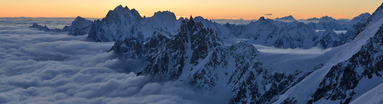 Scale the summit of Europe with Mont Blanc Guides