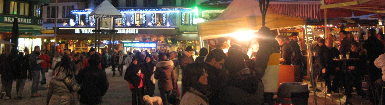 There's always a venue to suit every mood in Chamonix's rich night scene