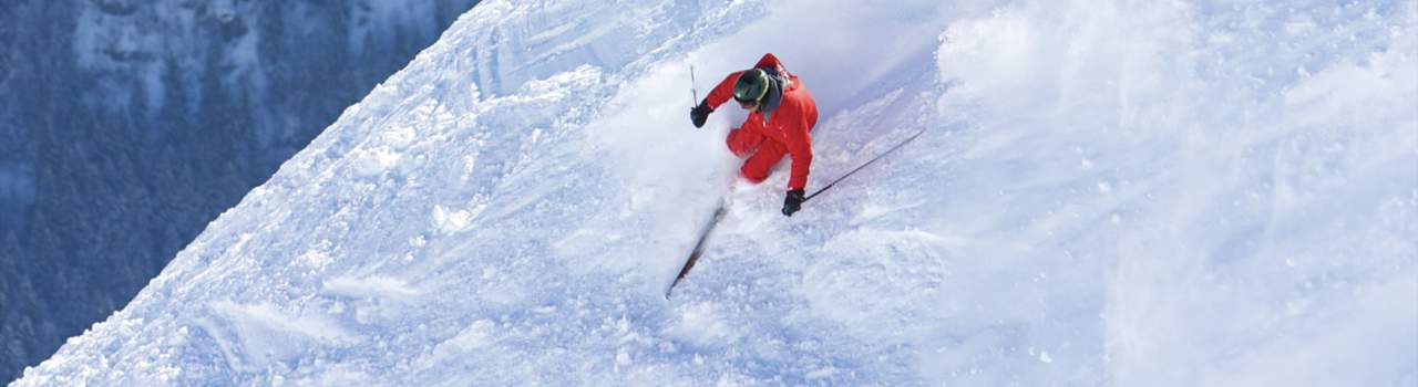Nomadic Ski has access to the valley's best guides for days on the glacier and heliskiing