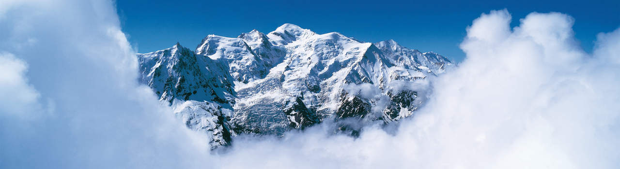 @Mario Colonel's breathtaking shot of the Mont Blanc Massif